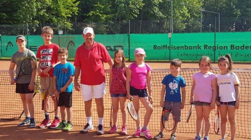 Kinder Tenniskurs 2021
