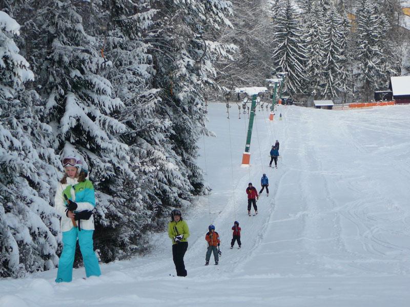 Skilift in Kaumberg bleibt geschlossen