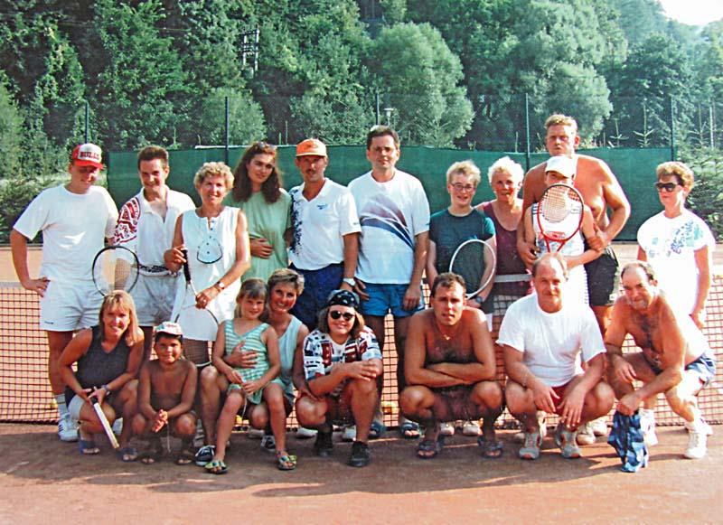 Tennis Archiv 2018 — 2010