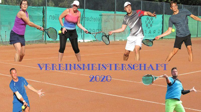 Tennis Vereinsmeisterschaft 2020