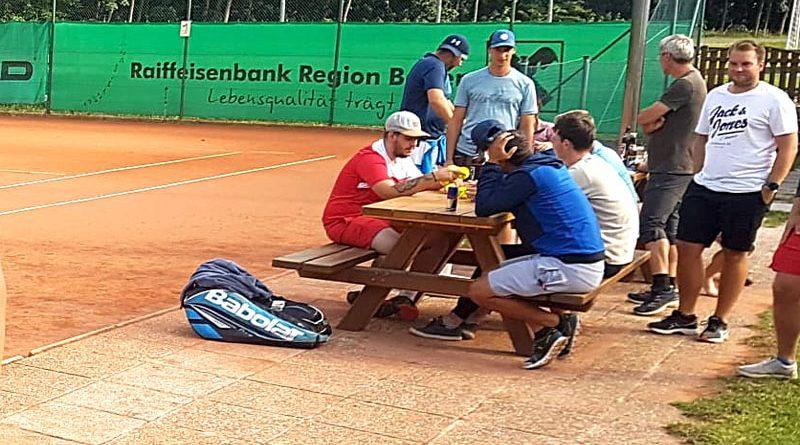 Tennis Mostviertel Grand Slam in Kaumberg 2021
